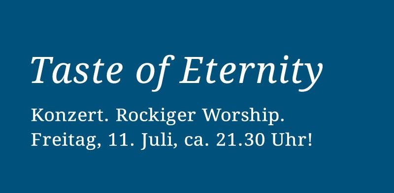 Taste of Eternity